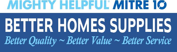 Better Homes Supplies